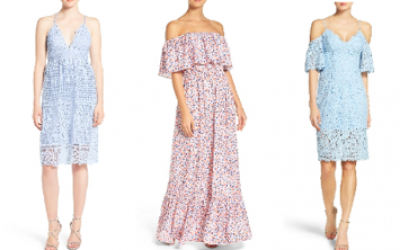25 Dresses under $75- Nordstrom Half Yearly Sale