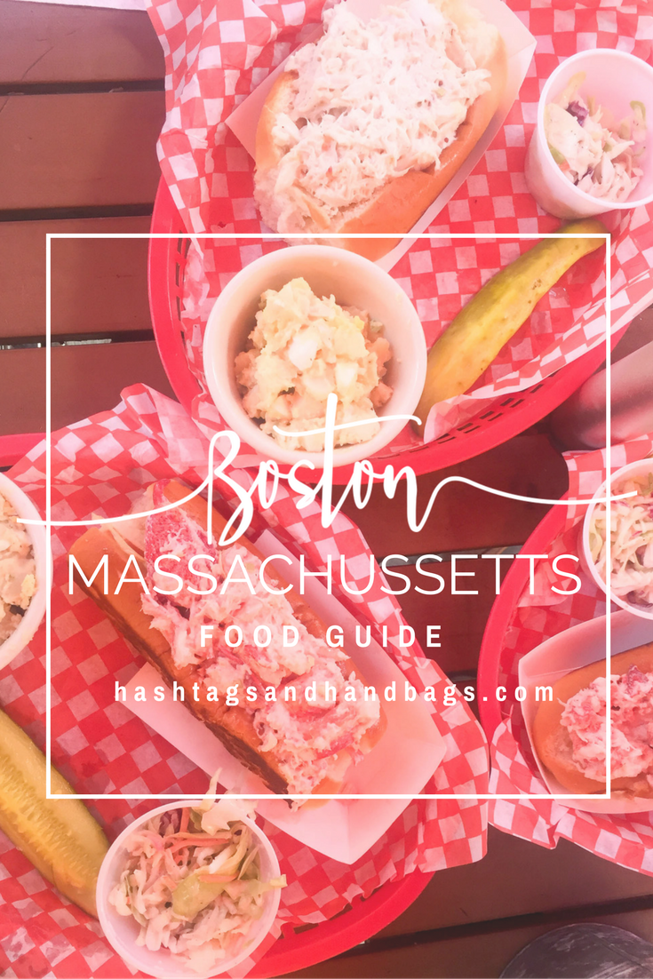Boston Massachusetts Food Guide