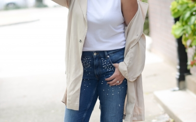 3 WAYS TO WEAR: PEARL JEANS