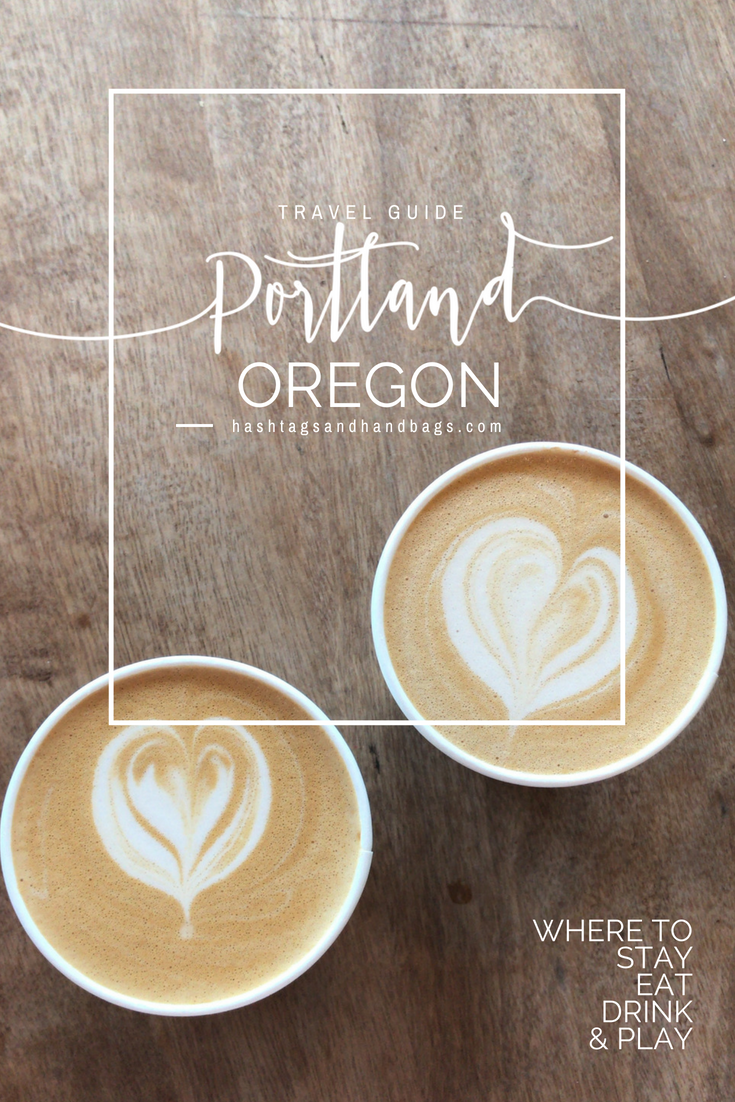 Travel Guide: Portland Oregon
