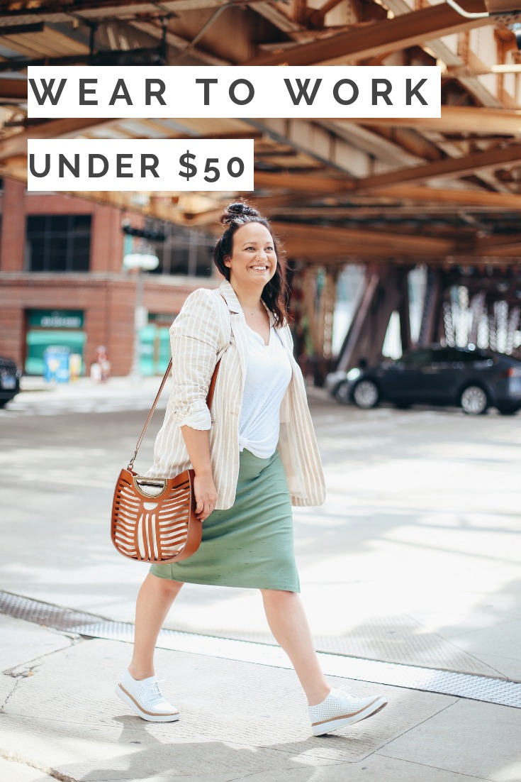 Wear to Work Pieces- Under $50