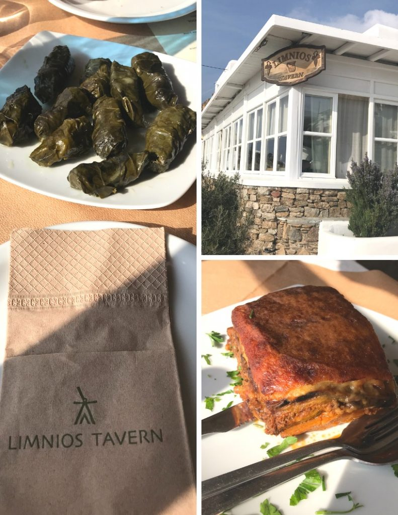 Limnios Tavern Mykonos