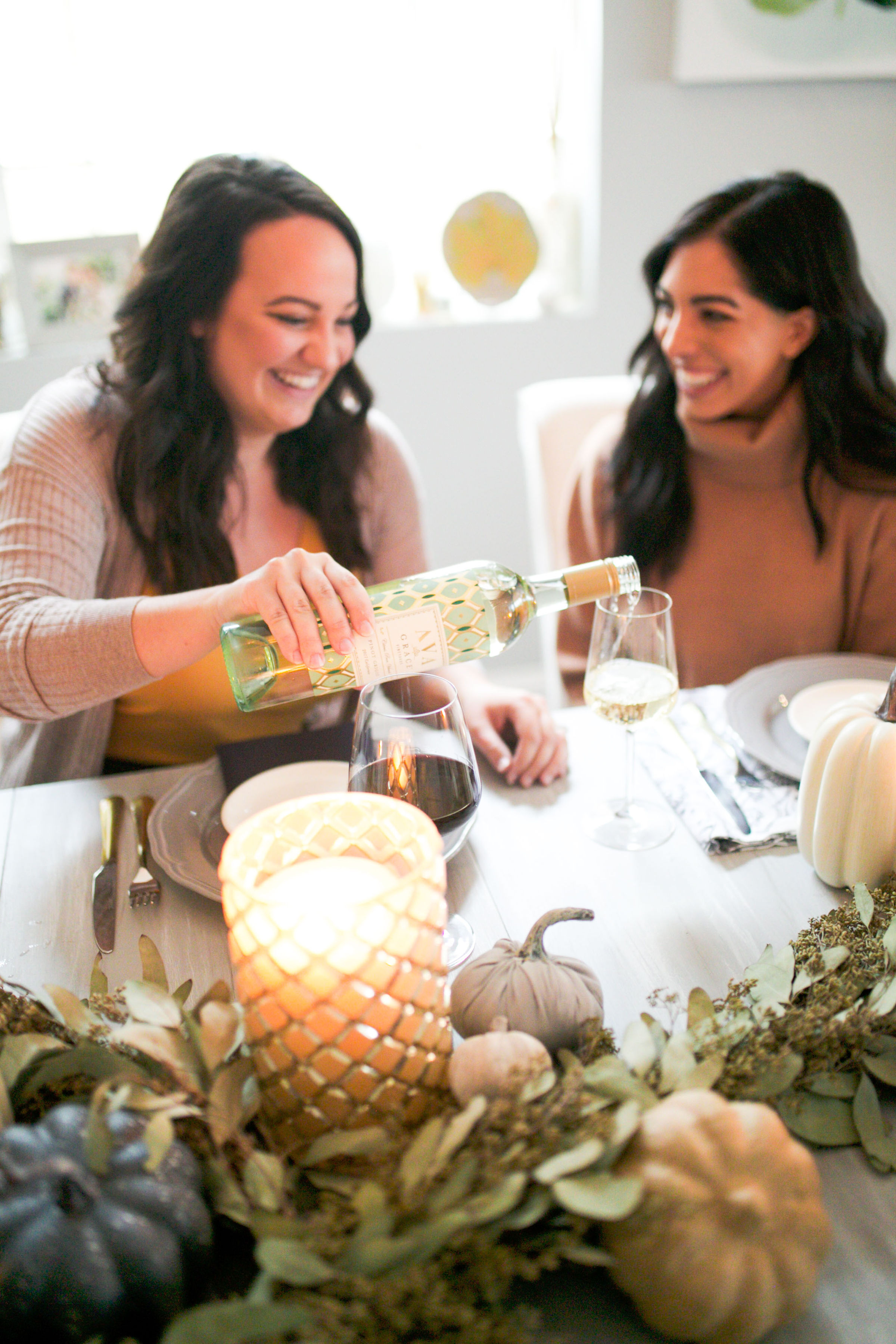 Fall Wine Party- Ft. AVA Grace Vineyards