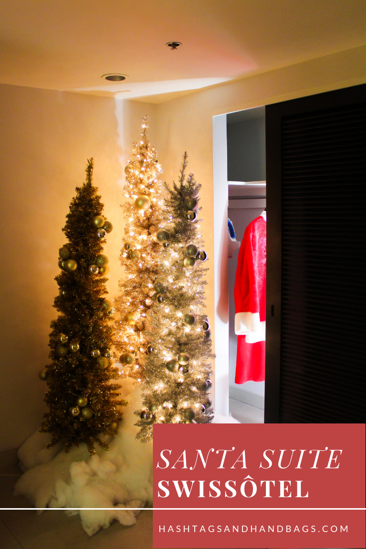 Santa Suite: Swiss Hotel Chicago