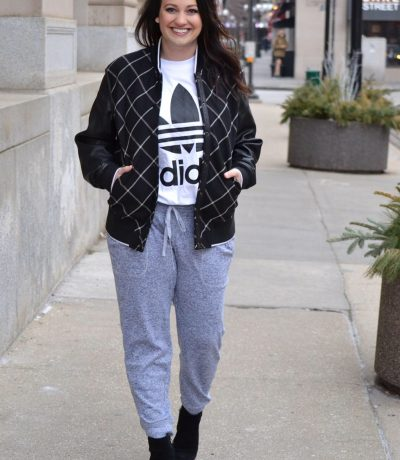 How to wear the athleisure trend!